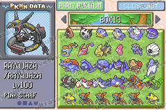 Pokemon Emerald screenshot