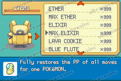 pokemon fire red screenshot