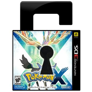 Unlocked Pokemon X