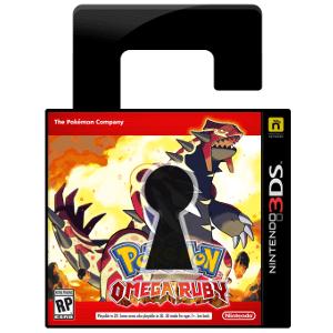 Unlocked Omega Ruby