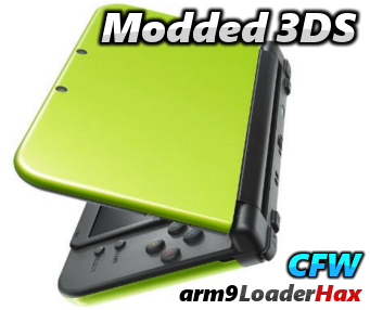Buy Limited Edition Modded New 3DS XL - PokEdit