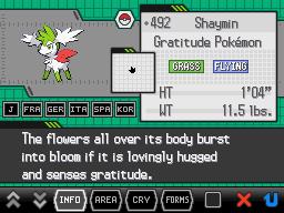 pokemon soul silver fly