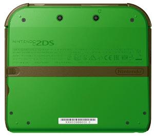 Buy Modded Zelda Edition 2DS - PokEdit
